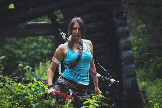 Tomb Raider -  Survivor