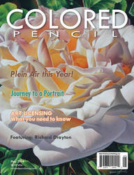 COLORED PENCIL Magazine - May 2014