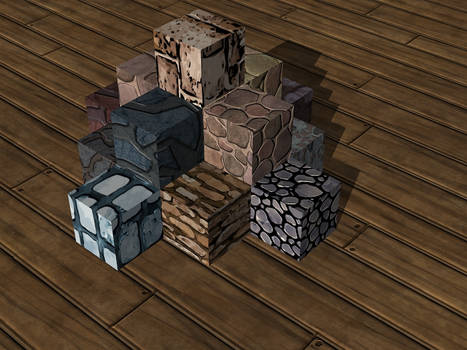 iclone exercise cubes align