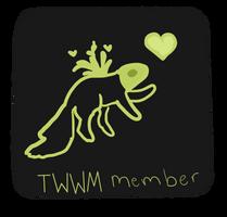 TWWM Member Badge by loafdew