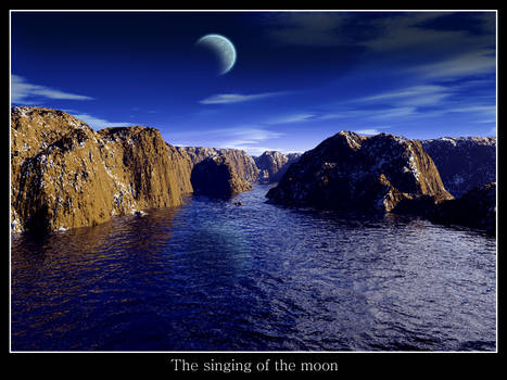 the singing of the moon