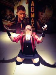 Wanda Maximoff | Scarlet Witch - AoU by cherryf0x