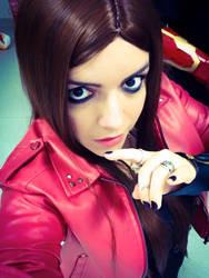 Scarlet Witch by cherryf0x