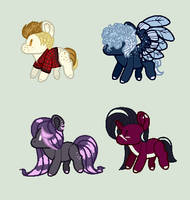 Lil pony ADOPT [CLOSED] by CatherineCurse