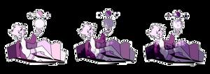 Lavender Diamond   Diamond Mural Commission