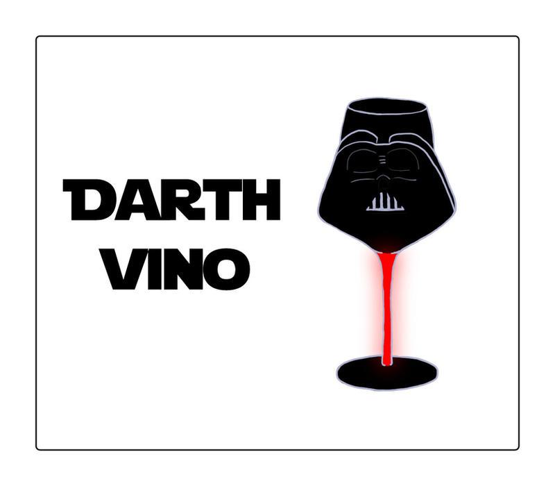 Darth Vino by psivamp
