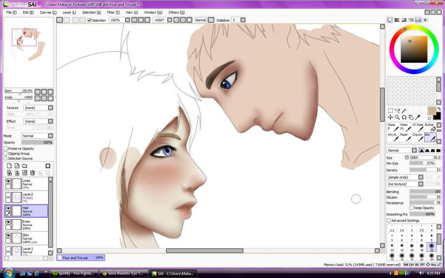 Divergent Fan Art Deviantart Divergent Fan Art WIP by