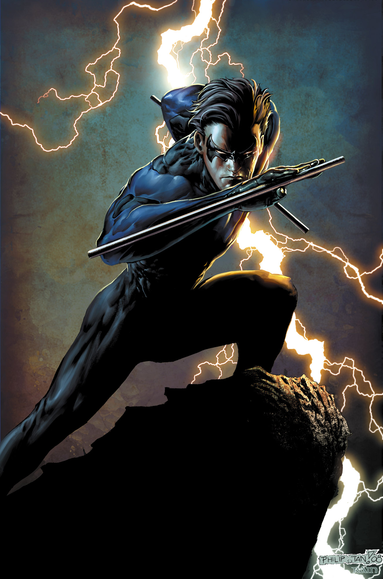 The Book Of Nightwing