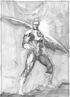 Hal Jordan sketch by butones
