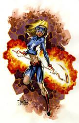 Stargirl by butones