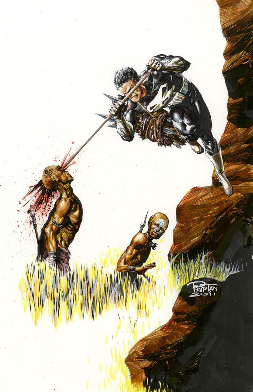 Punisher Hydra safari by butones
