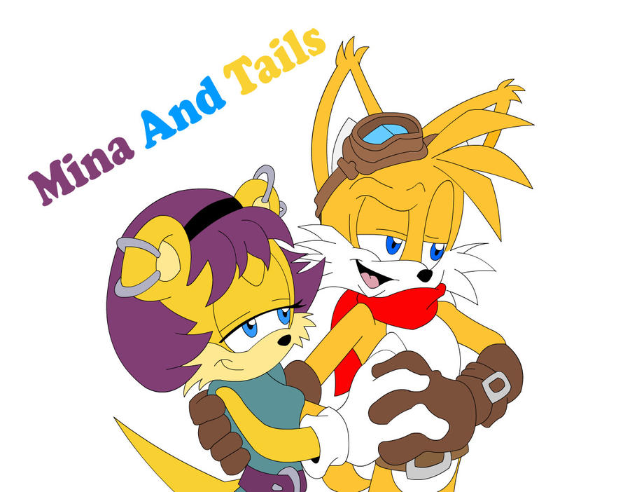 Cartoon Characters 30 Years Later : Tails and mina years later by tacofacedrawer on deviantart