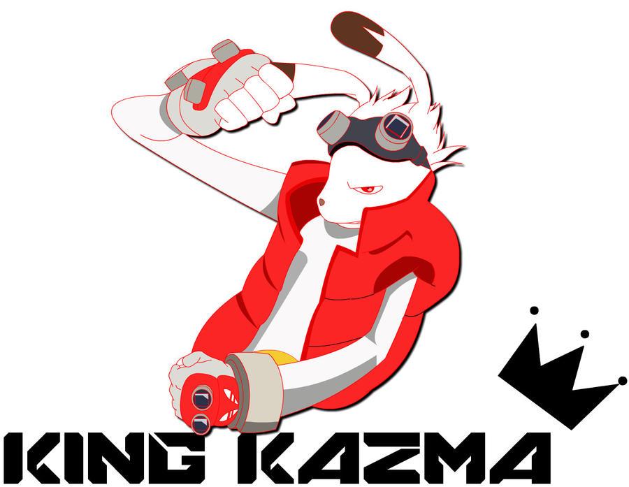 King Kazma by tacofacedrawer