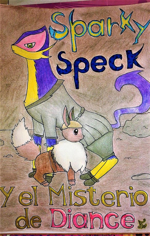 Spark Speck y El Misterio de Diance by Escama-Morada