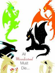 All Misunderstood Must Die by megumins