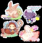 [ closed ] Fat Caterpillar Babies