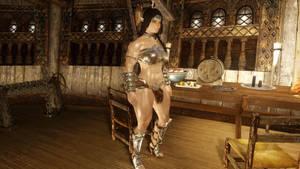Barbarian Fashion