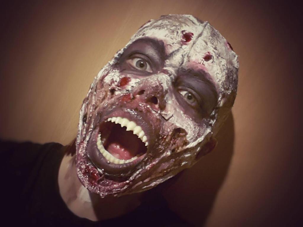 Zendigo Gesicht by Dolor123