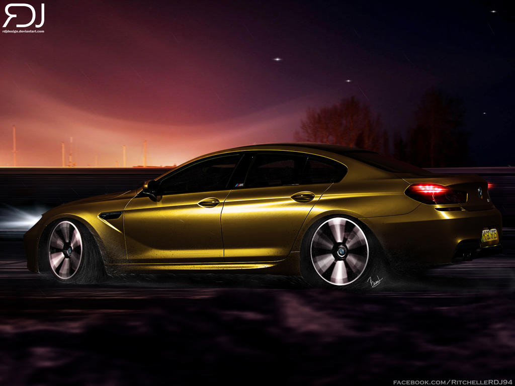 Bmw M6 by RDJDesign