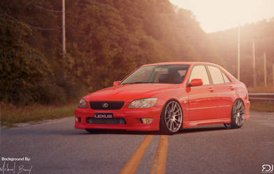 Lexus IS200 by RDJDesign