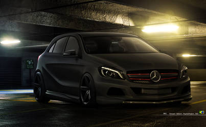 Mercedes A-Class by RDJDesign
