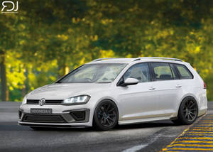 Volkswagen Golf Wagon Swap R