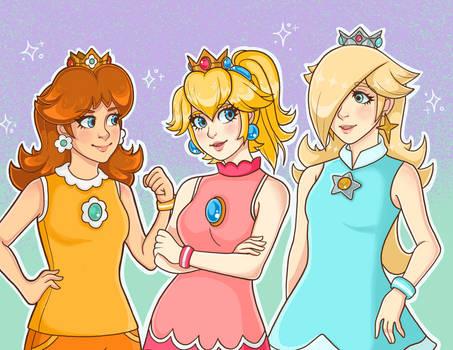 Tennis Princesses