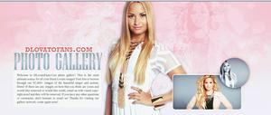 Demi Lovato gallery header