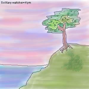 Solitary watcher by hotti-furc