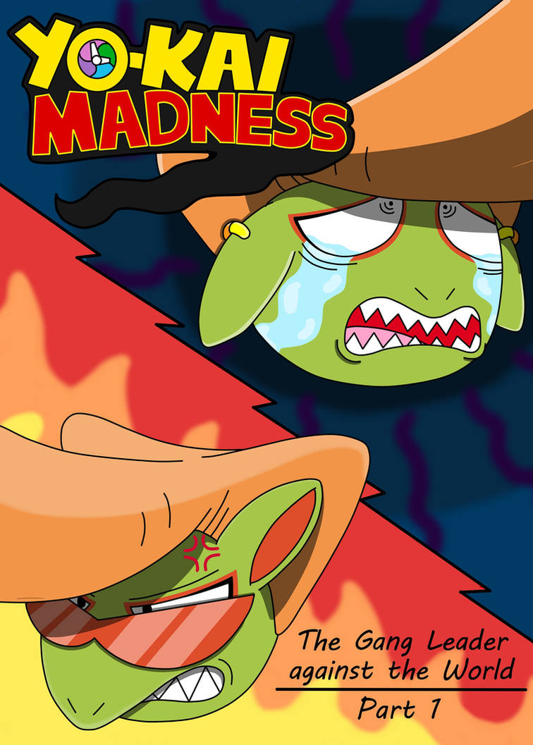 Yo-Kai Madness Chapter 1 00/??