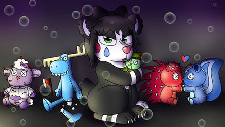 May's Voodoo dolls~ (TBGRicky's commission)