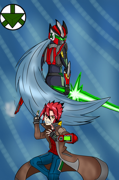 Kenshin And Promegaman