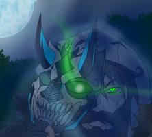 Kamen Beardz 2nd Commision