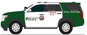 Vice City Police Dept K-9 Unit