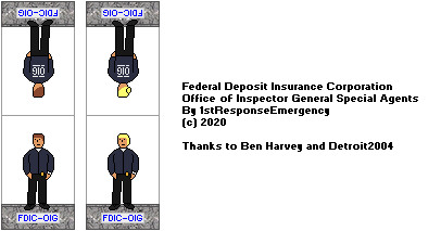 FDIC-OIG Special Agents by 1stResponseEmergency