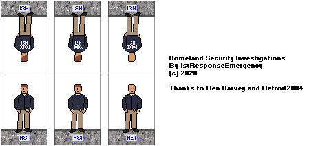 HSI Special Agents by 1stResponseEmergency