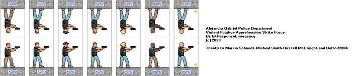 AGPD Violent Fugitive Apprehension Strike Force by 1stResponseEmergency