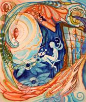 Lucid Dreams by AniaMohrbacher