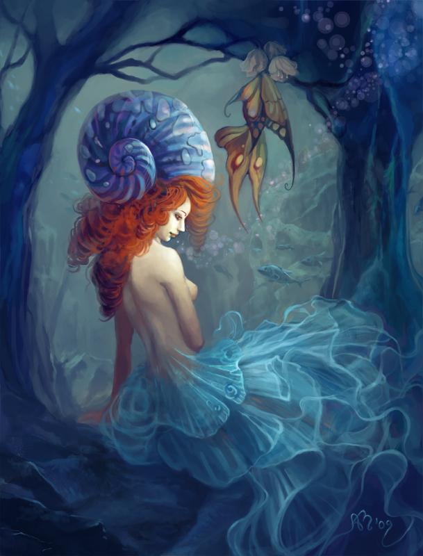 Seawitch by AniaMohrbacher