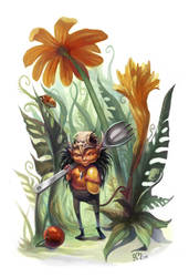 Jellybean Demon Reboot by AniaMohrbacher