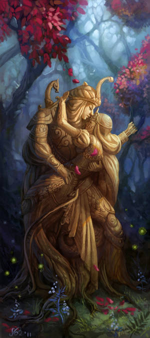 Vedania and Cardaen