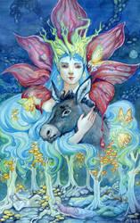 Midsummer Night's Dream by AniaMohrbacher