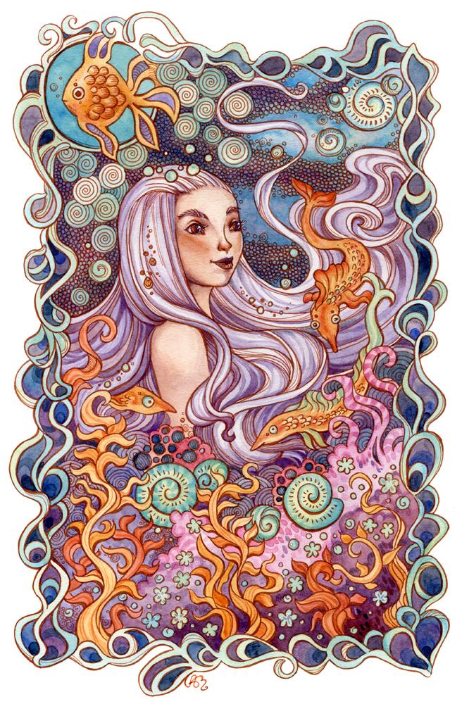 Ocean's Daughter by AniaMohrbacher