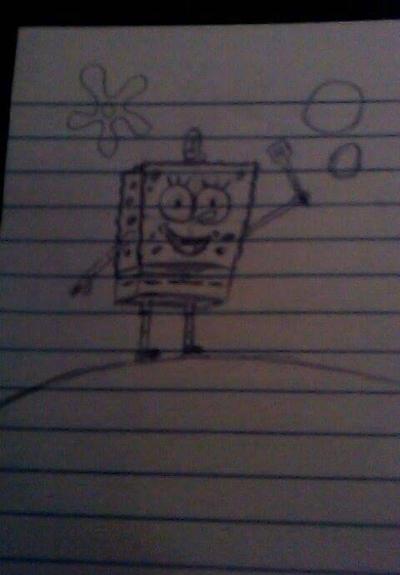 SpongeBob  by sk8erkiller900