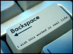 Backspace by ParenthesisX