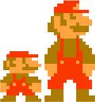 SMB1 - Super Mario