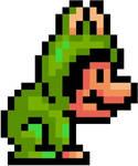 SMAS - SMB3 - Frog Mario