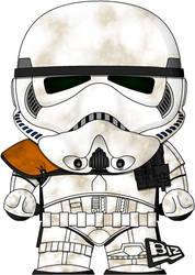 Sandtrooper by bizklimkit
