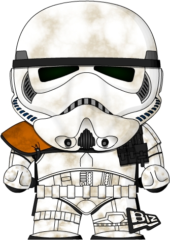 Sandtrooper by bizklimkit