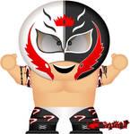 Rey Mysterio Jr. 3